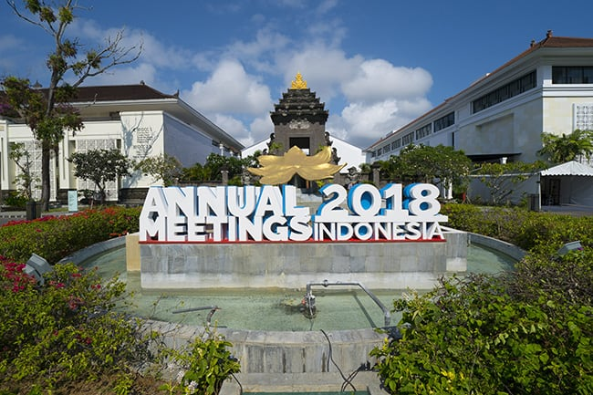 Annual meeting Indonesia 2018